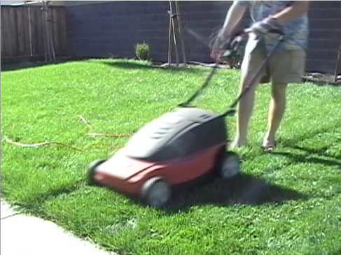 Un-Cutting the Grass