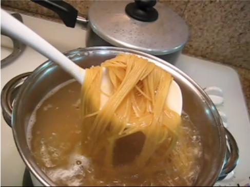 Spaghetti Matrix